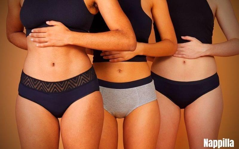 Quatre avantages de l'utilisation d'une culotte menstruelle