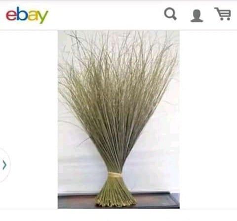 Un balai mis en vente à 42000 FCFA sur eBay