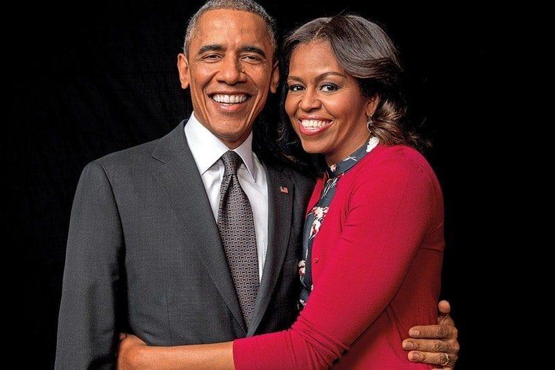 Covid-19 : le couple Obama souhaite bonne guérison à Donald Trump et toutes les personnes contaminées