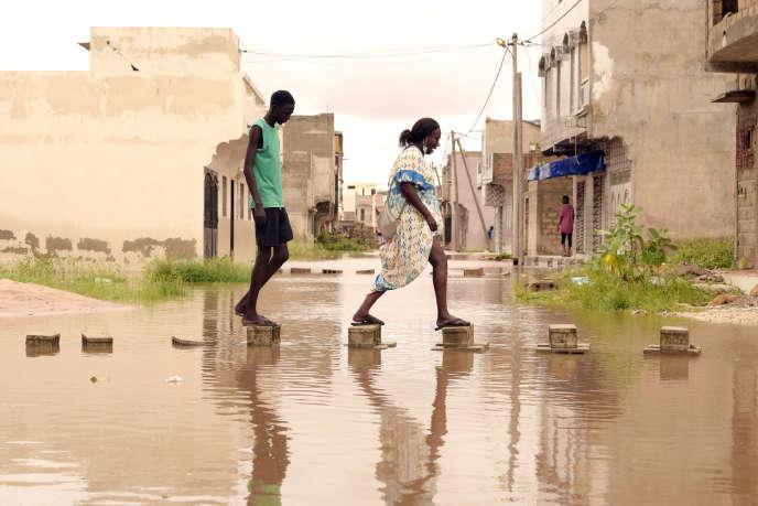 La crise climatique menace toujours plus la santé et la sécurité alimentaire des Africains
