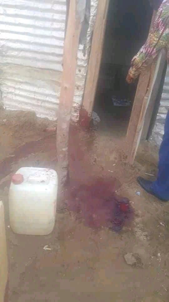 Gabon: Les photos chocs d'un crime rituel secouent la toile