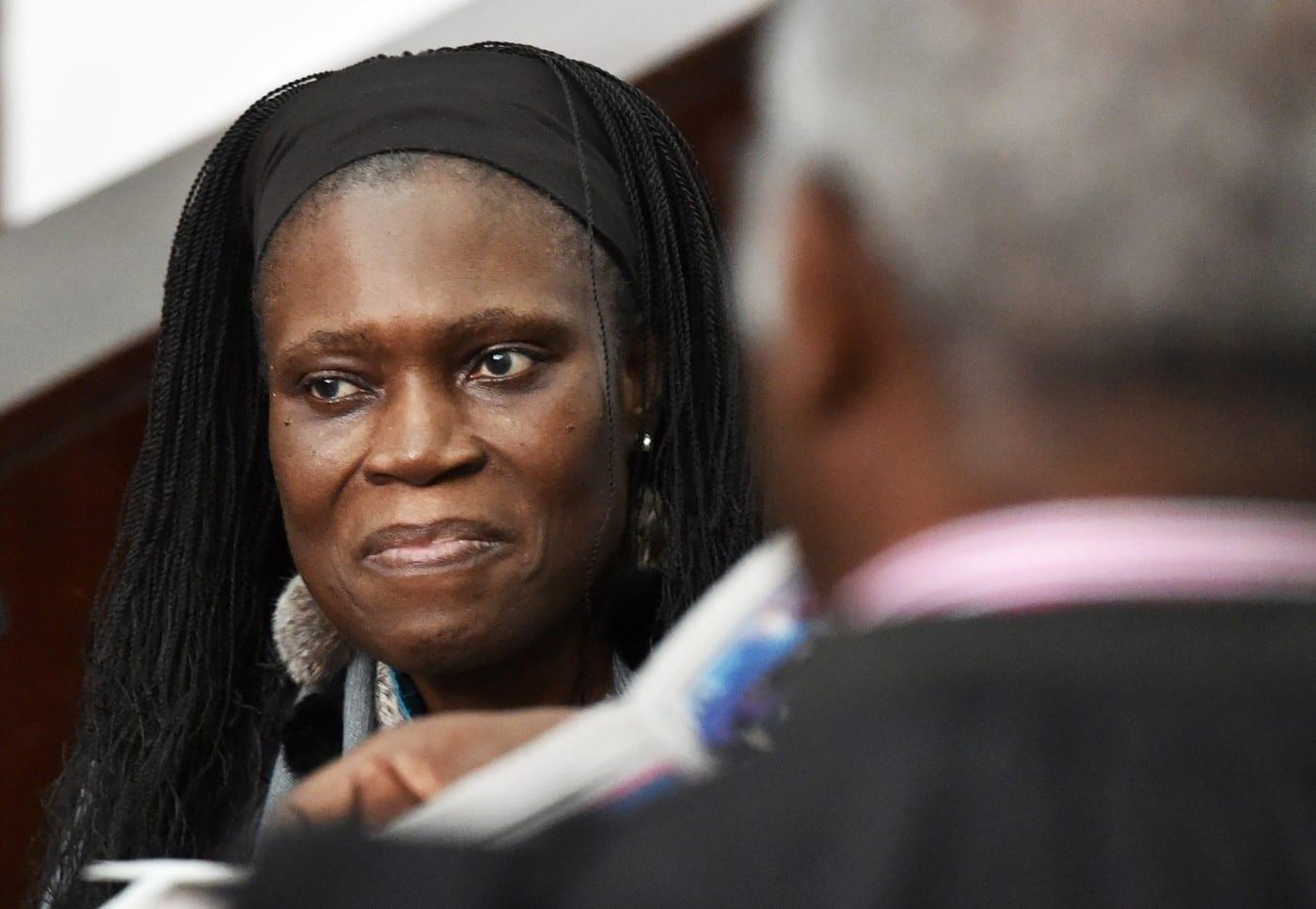 Côte d'ivoire: Simone exige le retour de Laurent Gbagbo