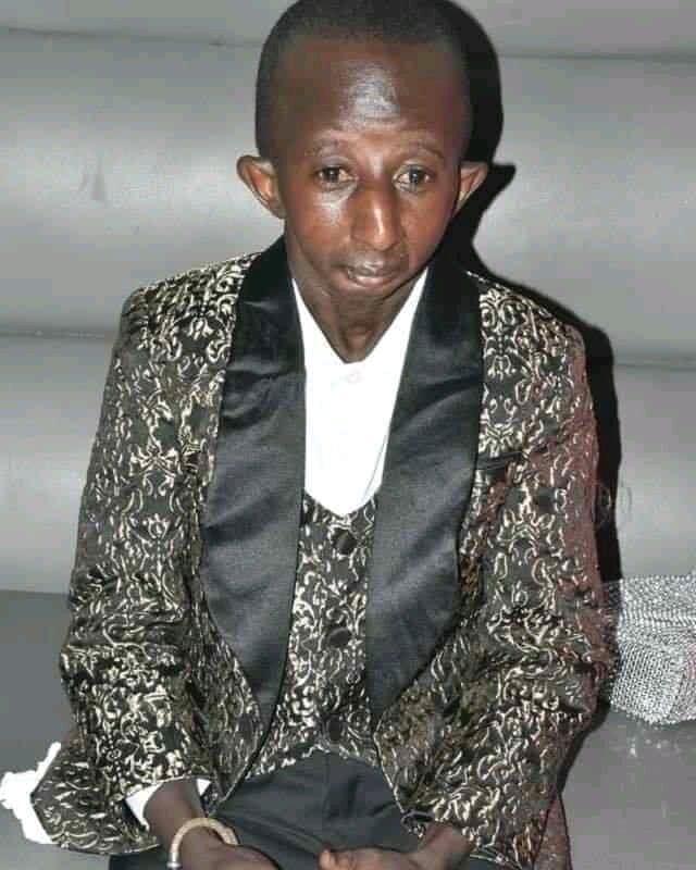 La star guinéenne Grand P au Togo?