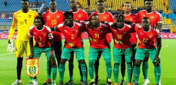 Can 2022: Guinée Bissau dévoile sa liste pour sa double confrontation contre le Sénégal
