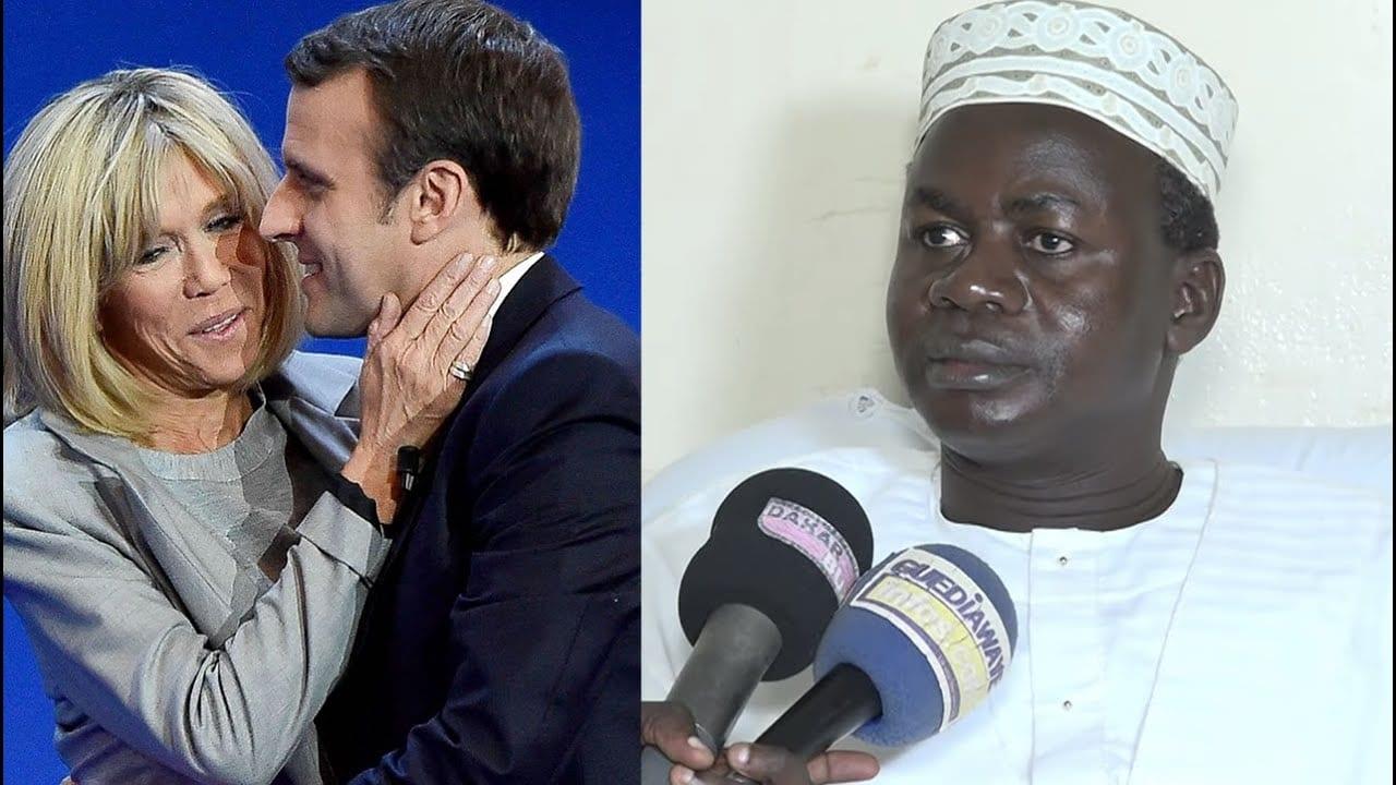 """Oustaz Hady Niass à Emmanuel Macron : """"Ce qui te fait mal"""" (Vidéo)"""