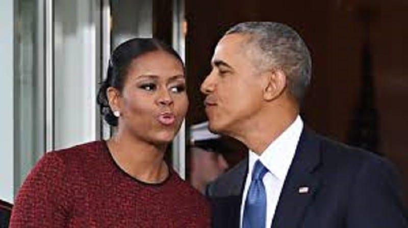 États-Unis : Michelle et Barack Obama remémorent un jour très solennel