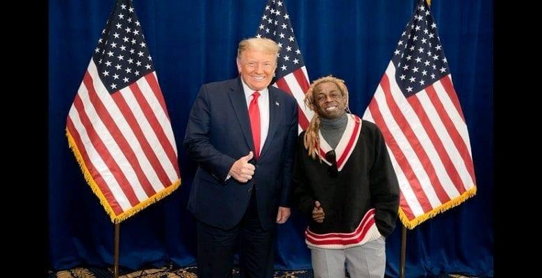 Présidentielle américaine : Lil Wayne annonce son soutien à Trump