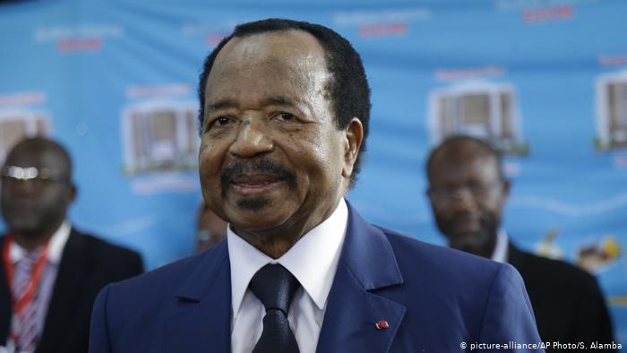 Interdiction d'entrée en Suisse :  le message envoyé à Paul Biya