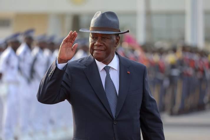 Des proches du président Ouattara visés par la justice française