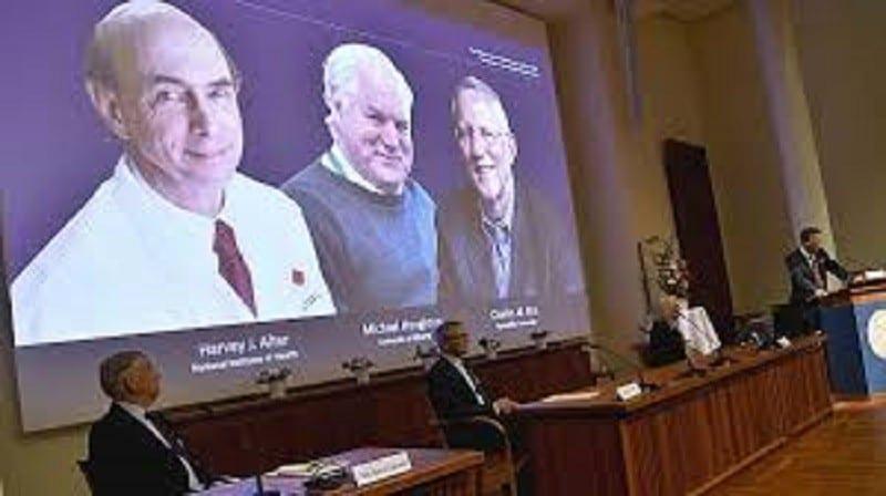 Prix Nobel de médecine 2020: découvrez les trois chercheurs récompensés
