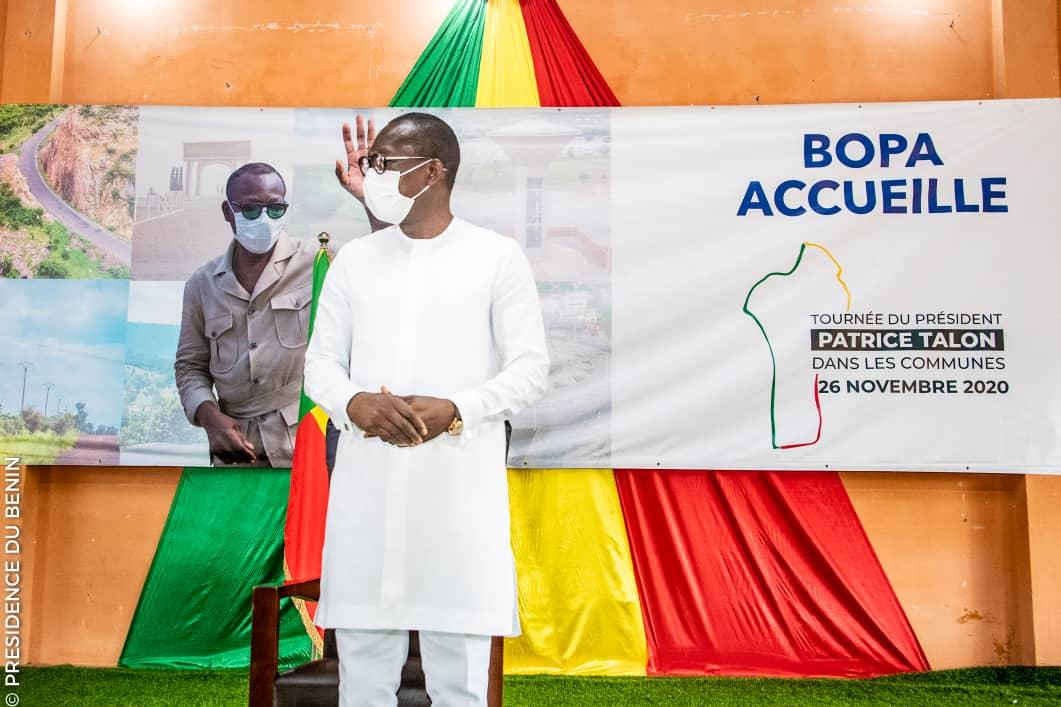 Bénin : Patrice Talon évoque son bilan