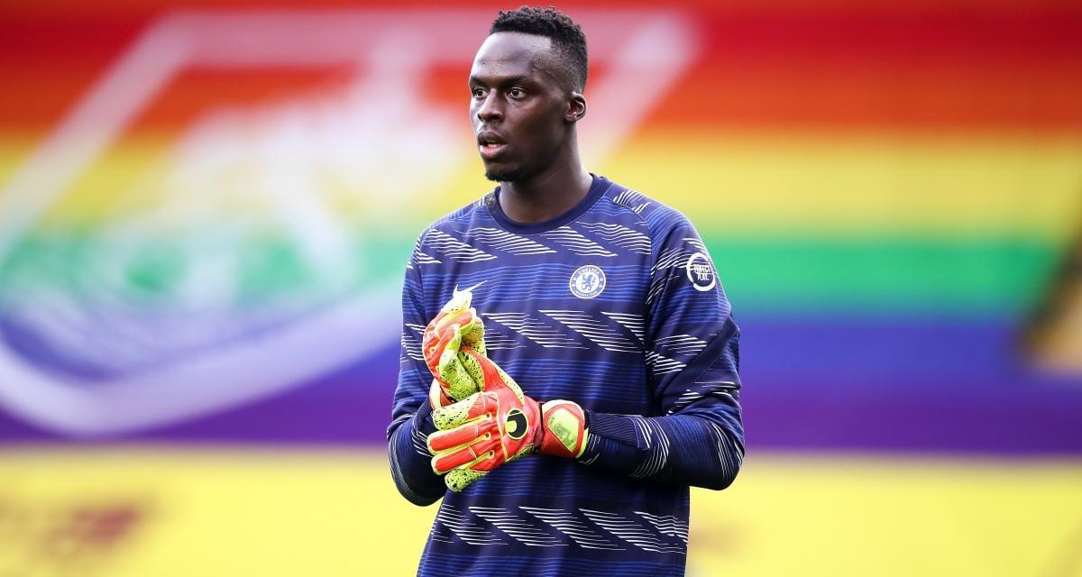 Chelsea : Kurt Zouma admiratif du gardien sénégalais Édouard Mendy