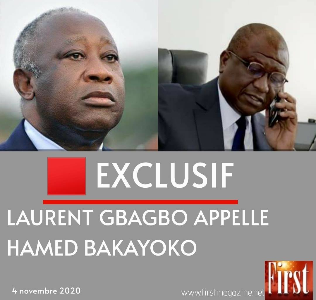 Exclusif: Laurent GBAGBO appelle Hamed BAKAYOKO
