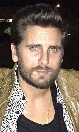 Que Sait-On De Scott Disick, L'Ex De Kourtney Kardashian ?