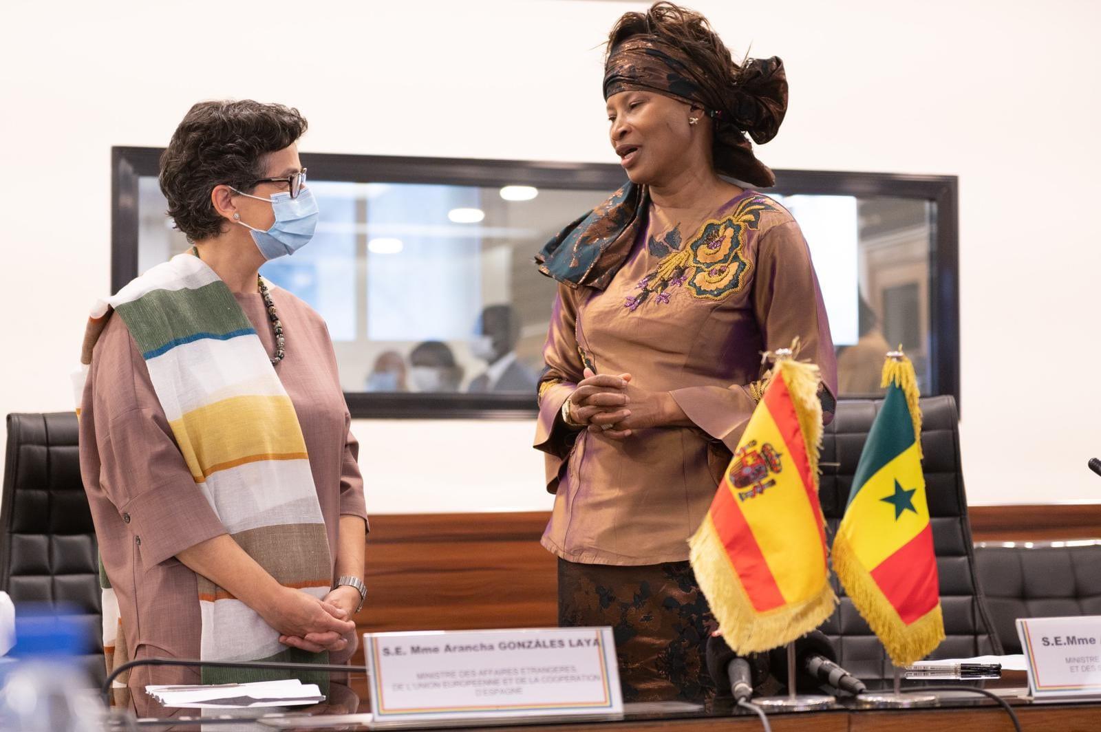 Lutte contre l'émigration clandestine au Sénégal : L'Espagne va envoyer ses éléments