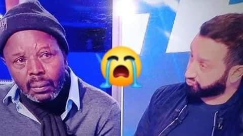 France : Un sans-abri sénégalais reçoit un an de loyer dans un hôtel de la part de l'animateur Cyril Hanouna
