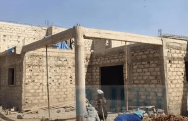 Sénégal : Les images de l'hôpital construit par Sadio Mané dans son village
