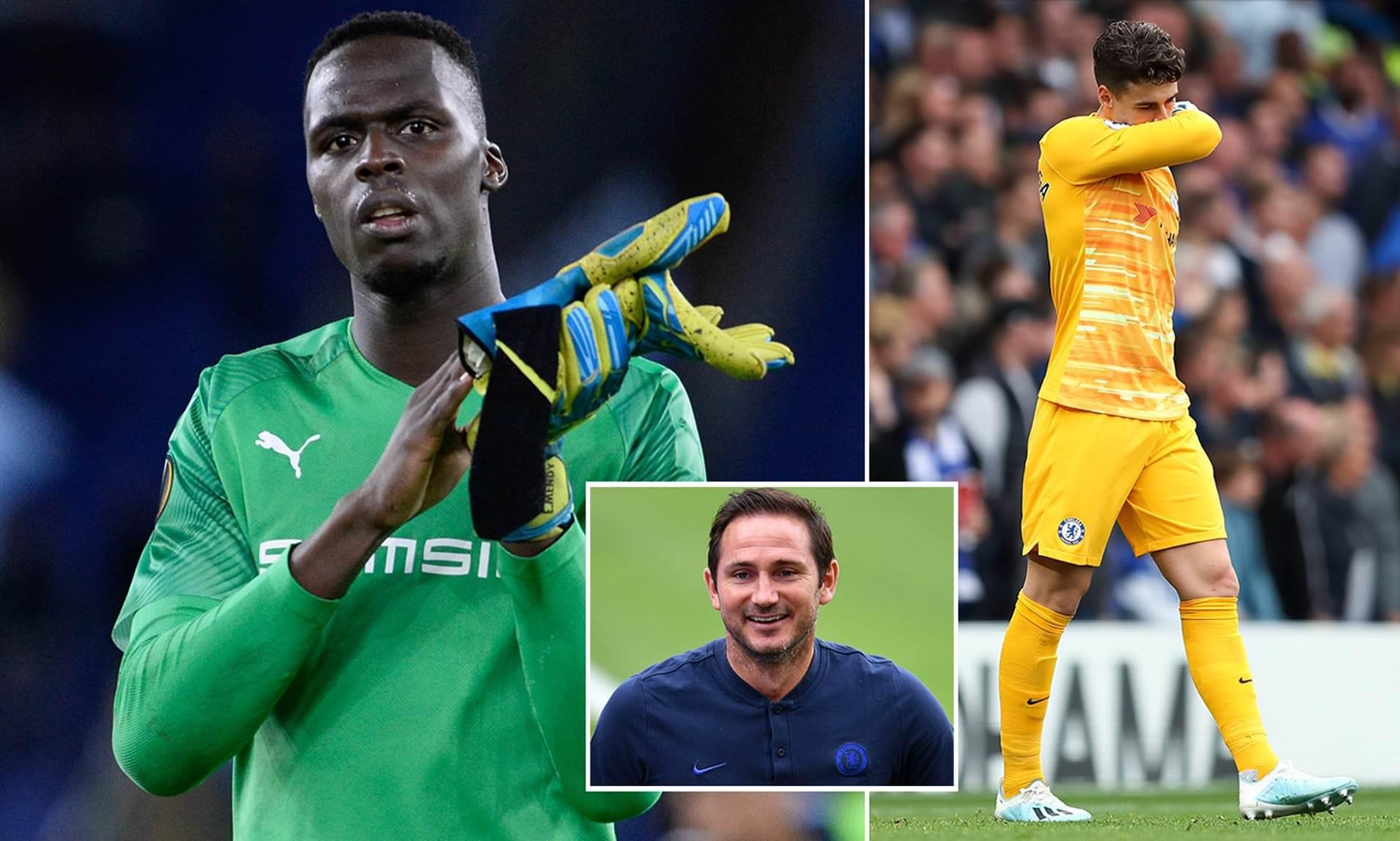 Chelsea : A cause d'Edouard Mendy, Kepa est obligé de chercher ailleurs