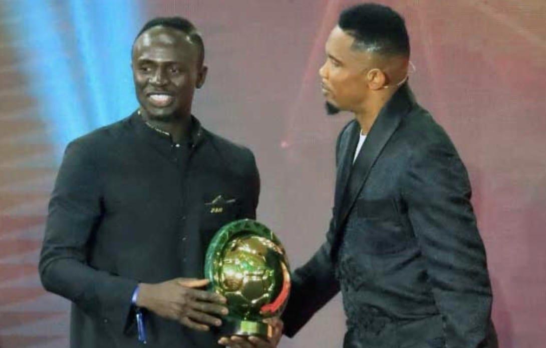 Eto'o : «Sadio Mané me fait plaisir, je veux qu'il remporte le BO européen…»