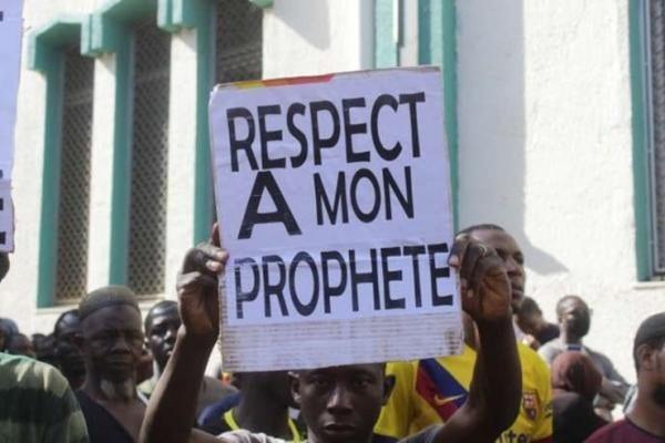 Dakar : Les musulmans sénégalais ont réussi leur manifestation contre les caricatures sur le Prophète Mohamed