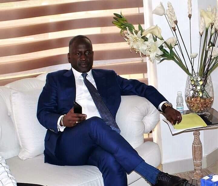 Adama Bictogo lance des piques au président Henri Konan Bédié