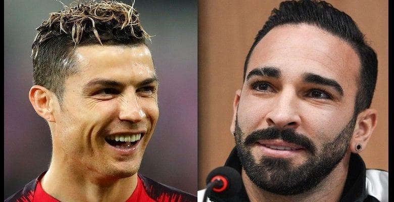 Adil Rami : « ce que Cristiano Ronaldo m'a dit lorsque je lui ai demandé son maillot pour la 3e fois »