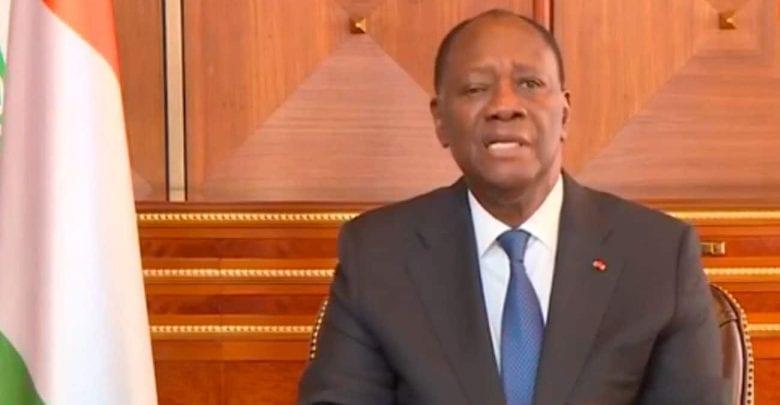 """Adoubé par le Conseil Constitutionnel / Ouattara veut """"un dialogue franc et sincère"""" avec Bédié"""