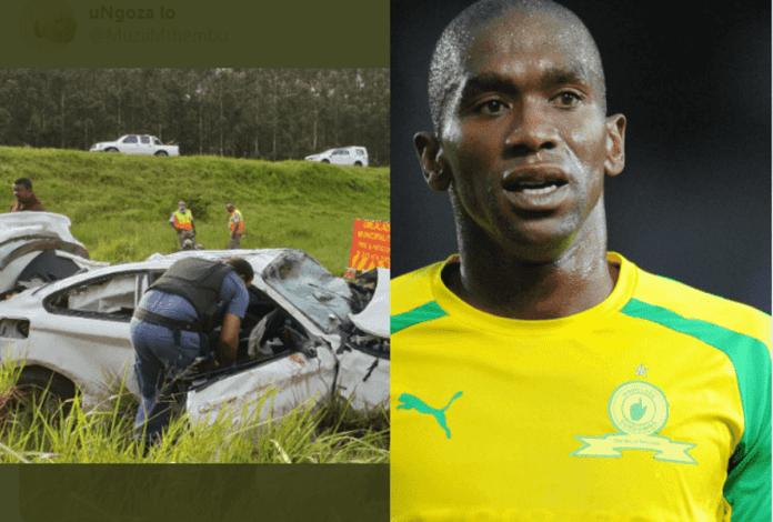 Afrique du Sud : un ex-footballeur international meurt dans un accident de voiture à 33 ans !