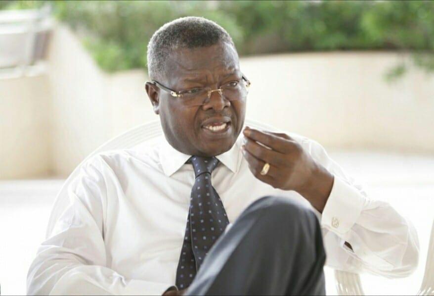 Agbeyome Kodjo salue la vérité des urnes aux Etats-Unis