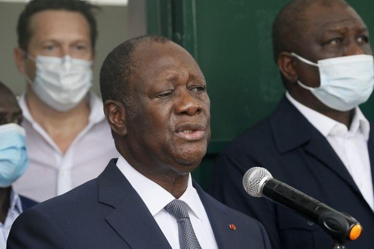 Alassane Ouattara accusé de vouloir devenir empereur sur ce «royaume» ( photo)