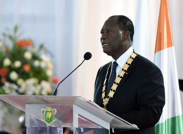 Alassane Ouattara reçoit enfin les félicitations des présidents africains, il était temps