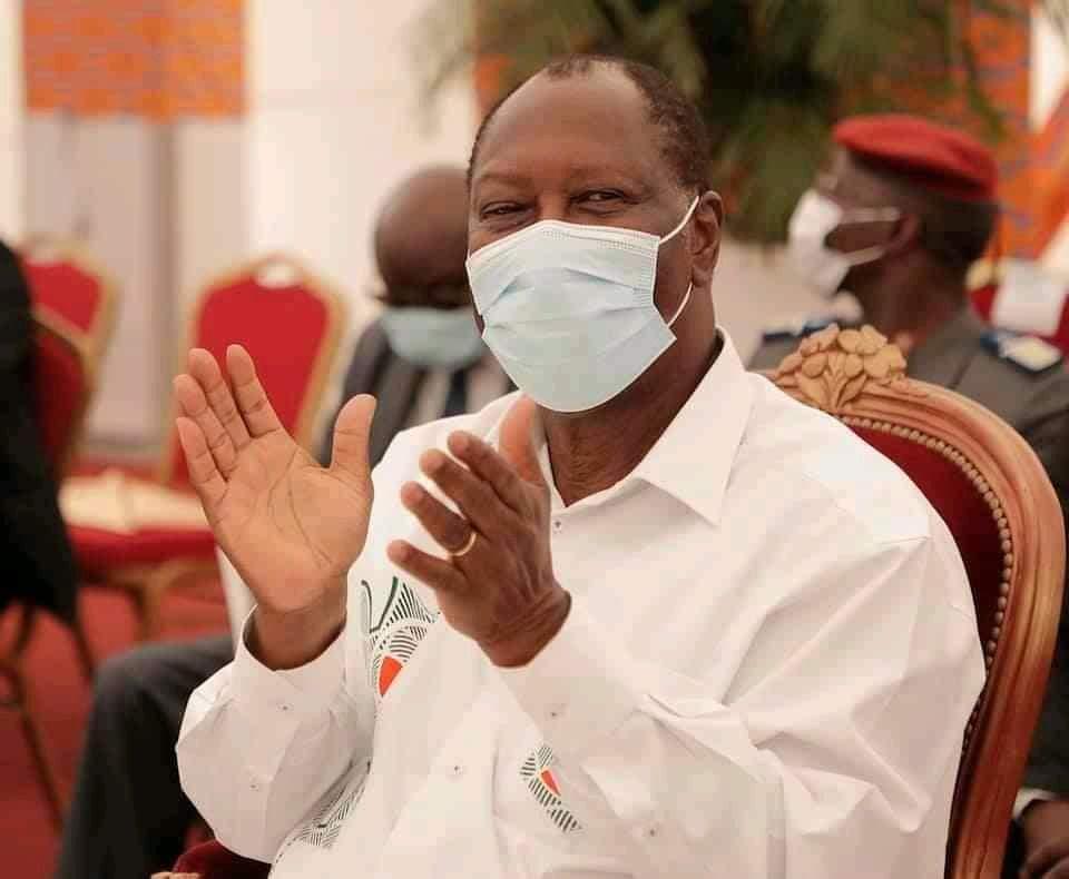 Côte d'Ivoire/Présidentielle : La Cour Constitutionnelle valide la victoire de Alassane Ouattara