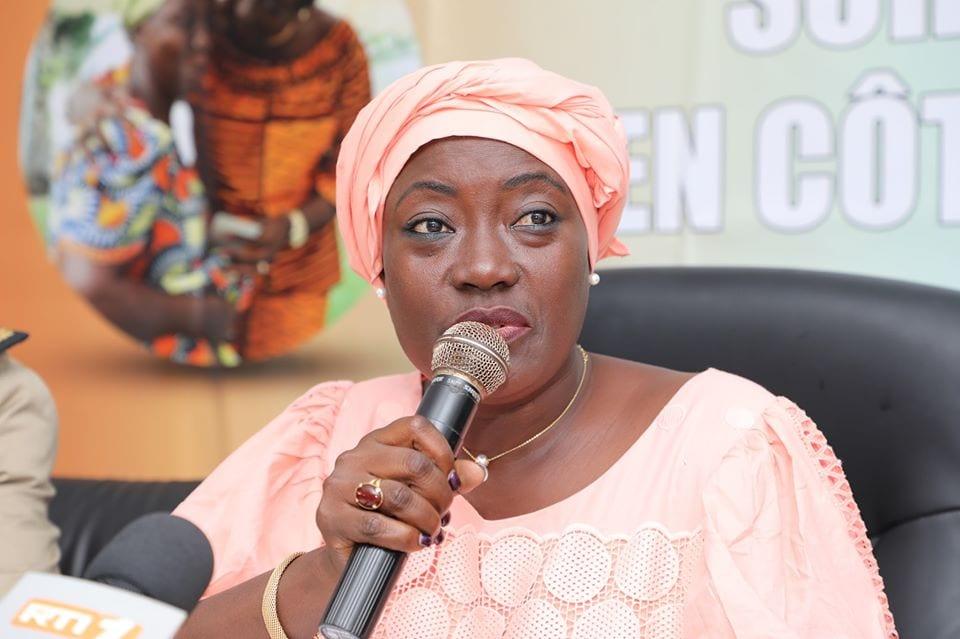 Annoncée au sein d'un « gouvernement du CNT » : Mariatou Koné se prononce