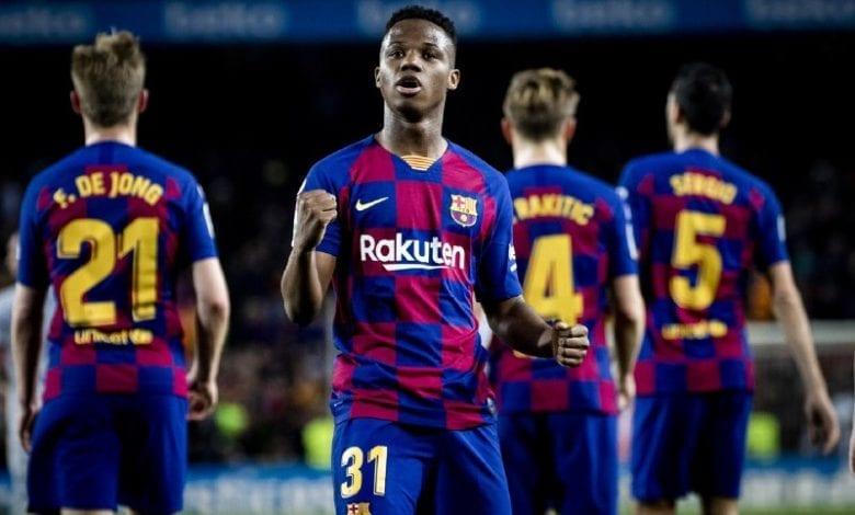 """""""Ansu Fati marquera une époque dans le monde entier,"""" selon un ancien joueur du Barça"""