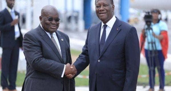 Après la CEDEAO, Le Président ghanéen félicite Ouattara pour son élection