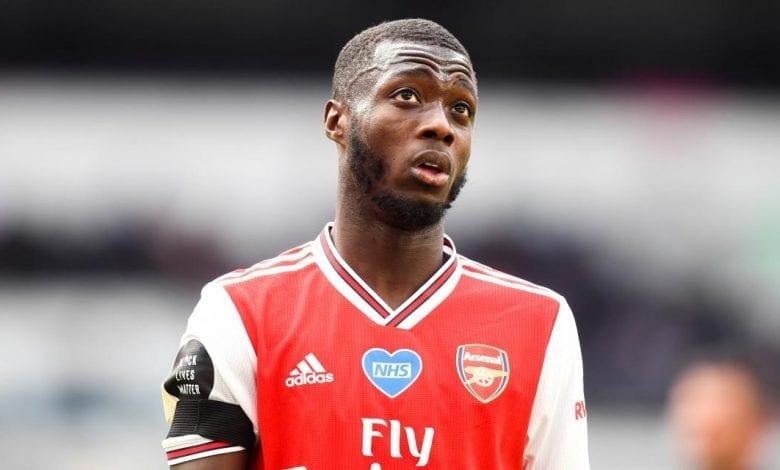 Arsenal : après son carton rouge, Nicolas Pépé présente ses excuses !