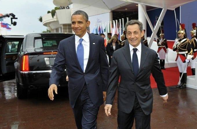 Barack Obama clashe lourdement Nicolas Sarkozy