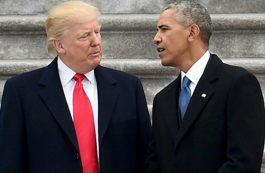 Barack Obama explique comment il a humilié Donald Trump à la maison Blanche