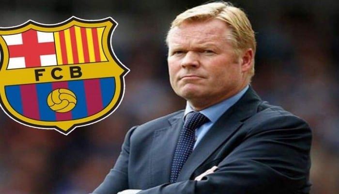 Barça : Ronald Koeman révèle le joueur qui l'a surpris !