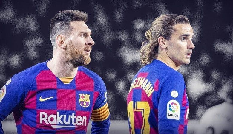 Barça : Vive tension entre Messi et le clan Griezmann