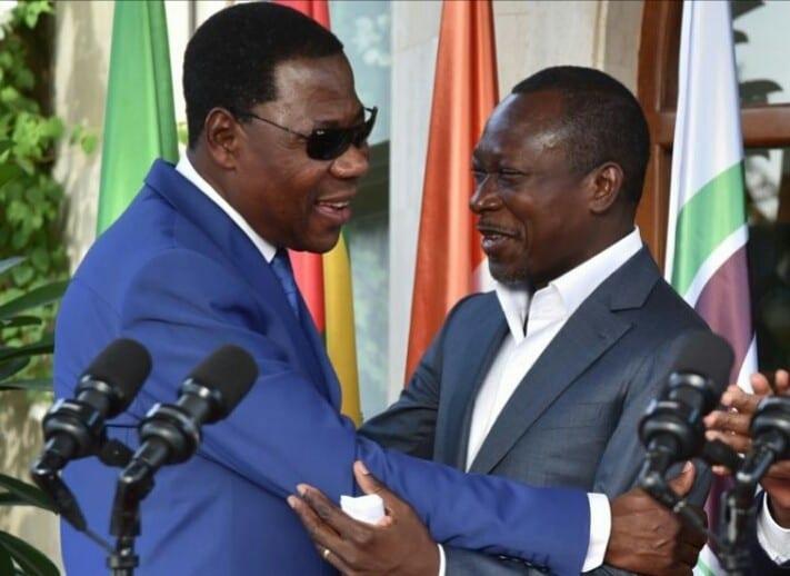 Bénin : Patrice Talon veut se réconcilier avec Yayi Boni