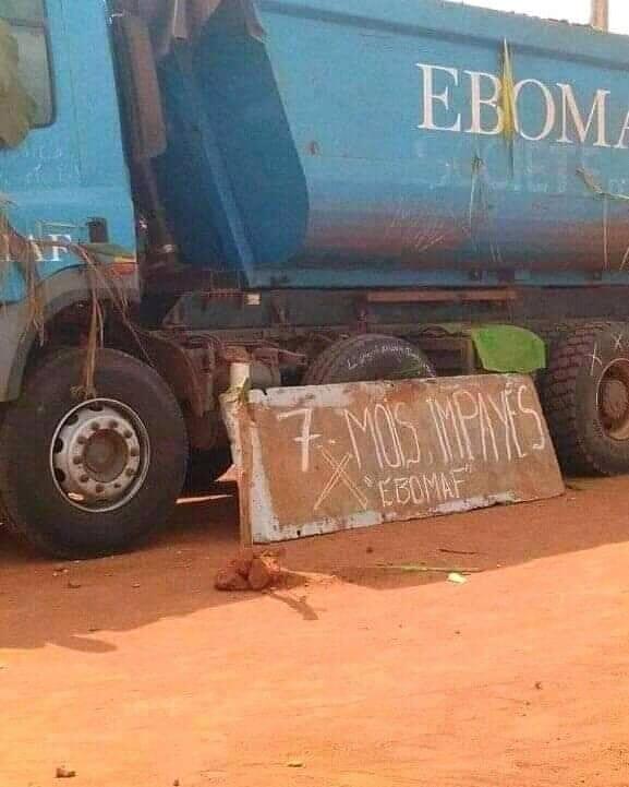 Bénin : des agents EBOMAF sans salaire depuis 7 mois