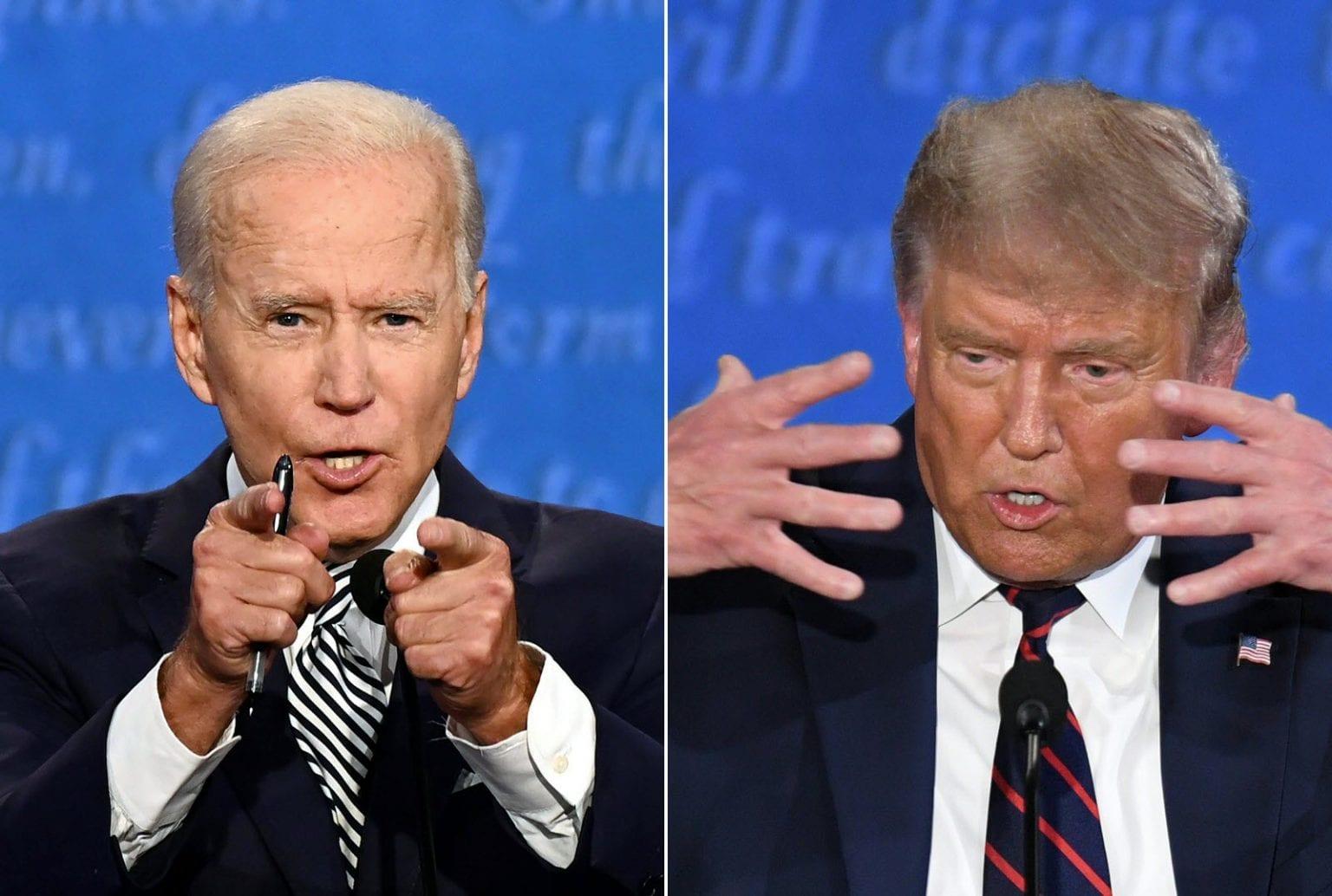Biden déclare la victoire à l'élection, Trump refuse toujours de reconnaître sa défaite