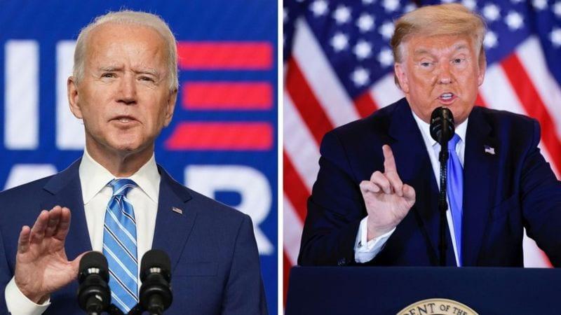 Biden dépasse Trump en Pennsylvanie alors que la Géorgie se dirige vers le recomptage