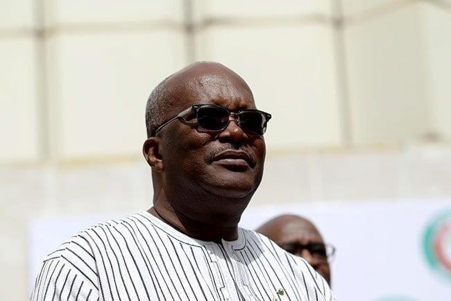 Burkina/ Le Président sortant Kaboré réélu selon les résultats provisoires