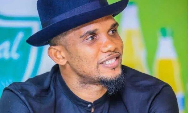 Cameroun : après son accident, Eto'o Fils rend gloire à Dieu !