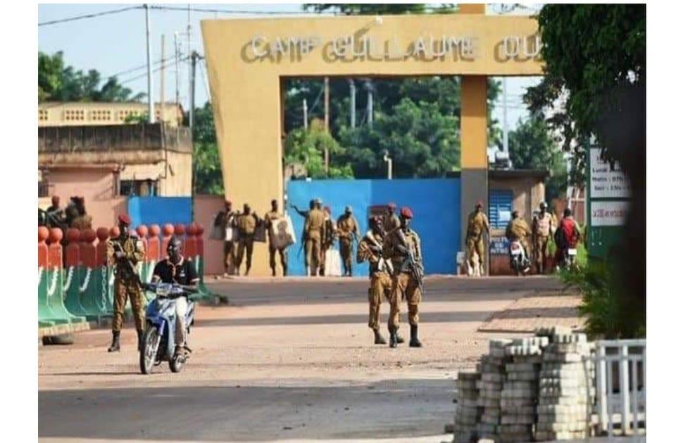 Burkina Faso: un Américain mortellement abattu