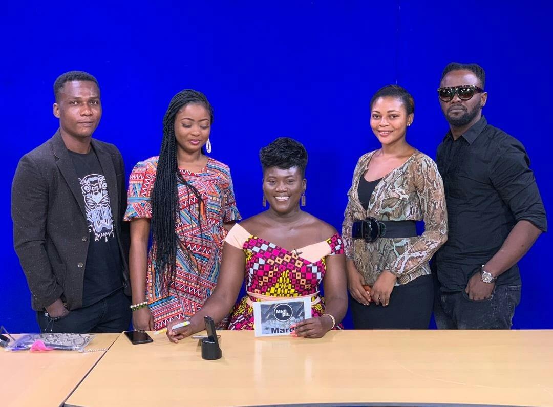 Canal+ : Gabine Amoussou désormais dans Midi PiL sur RTDS
