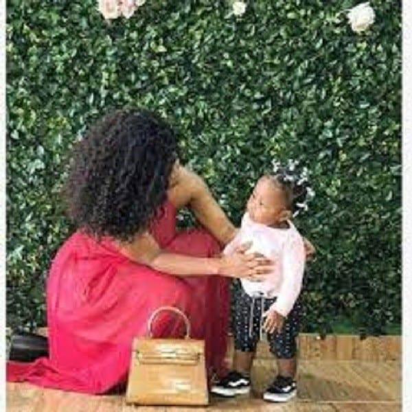 Carmen Sama dévoile une belle vidéo de sa fille Rafna