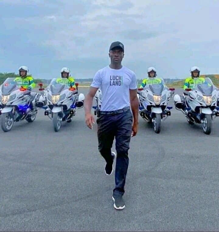 Ce Togolais passionné de la moto fait sensation à l'international